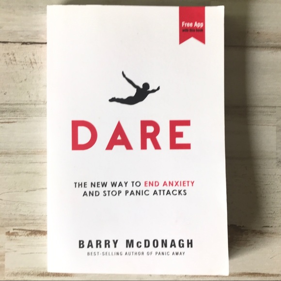 Other - Dare: End Anxiety & Stop Panic Attacks Fast Book